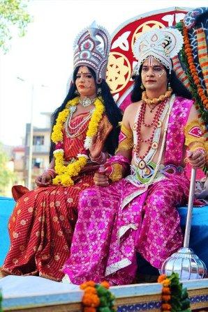 Ramayani Dohe-रामायणी दोहे / सीताराम चौहान पथिक